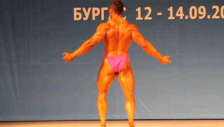 Румен Спецов-Държавно първенство по културизъм и фитнес