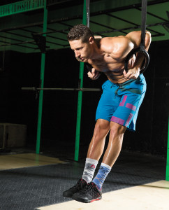 Muscle & Fitness: Crossfit Nate Forster Column