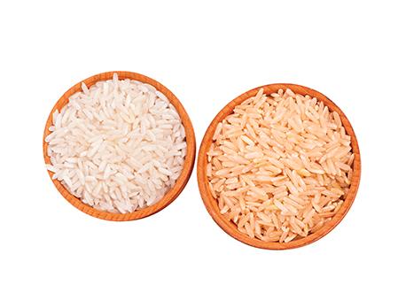 Three kind of rice